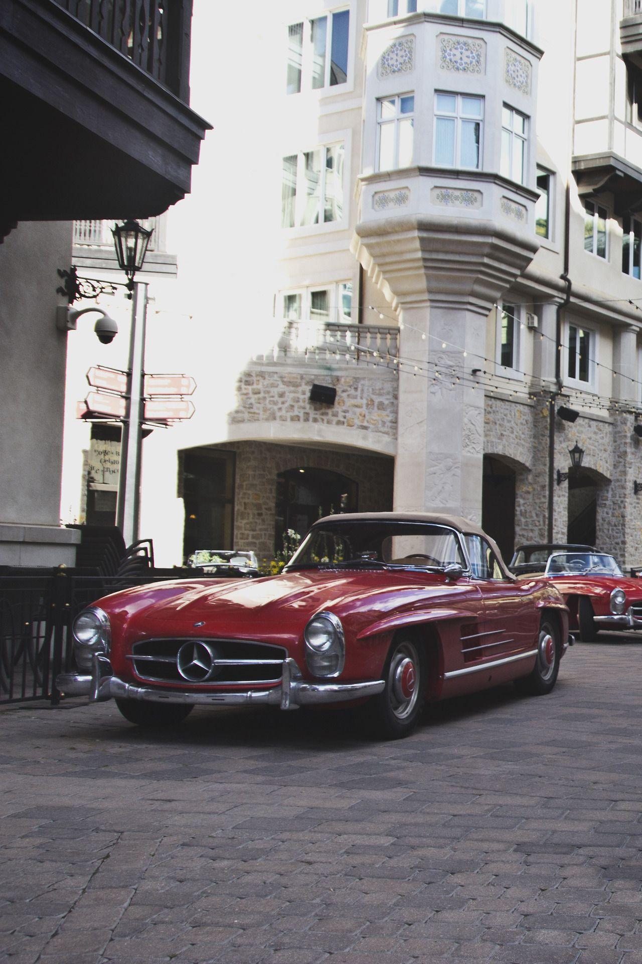 Mercedes benz 280sl car vehicl wrap mercedes benz merced pagoda - Mercedes Benz 300sl Gullwing Via Http Hyper