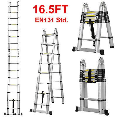 Worldpride1 On Ebay Telescopic Ladder Ladder Aluminium Ladder