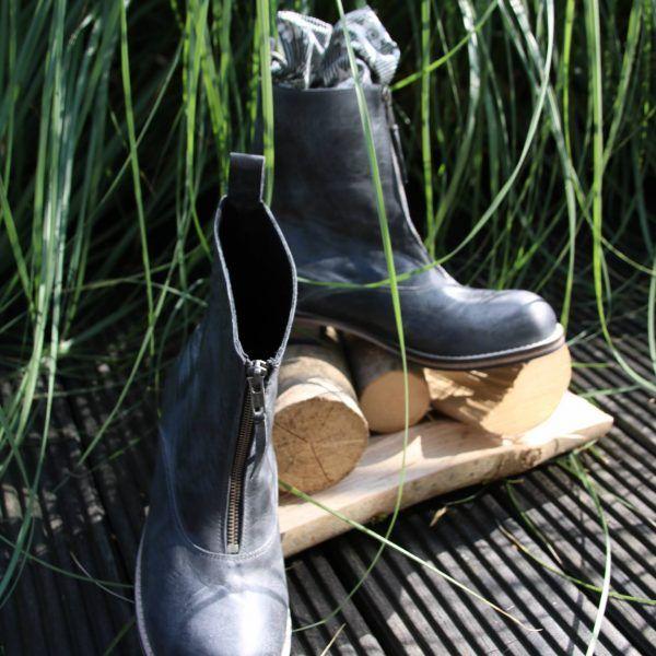 Skandinavische Schuhe