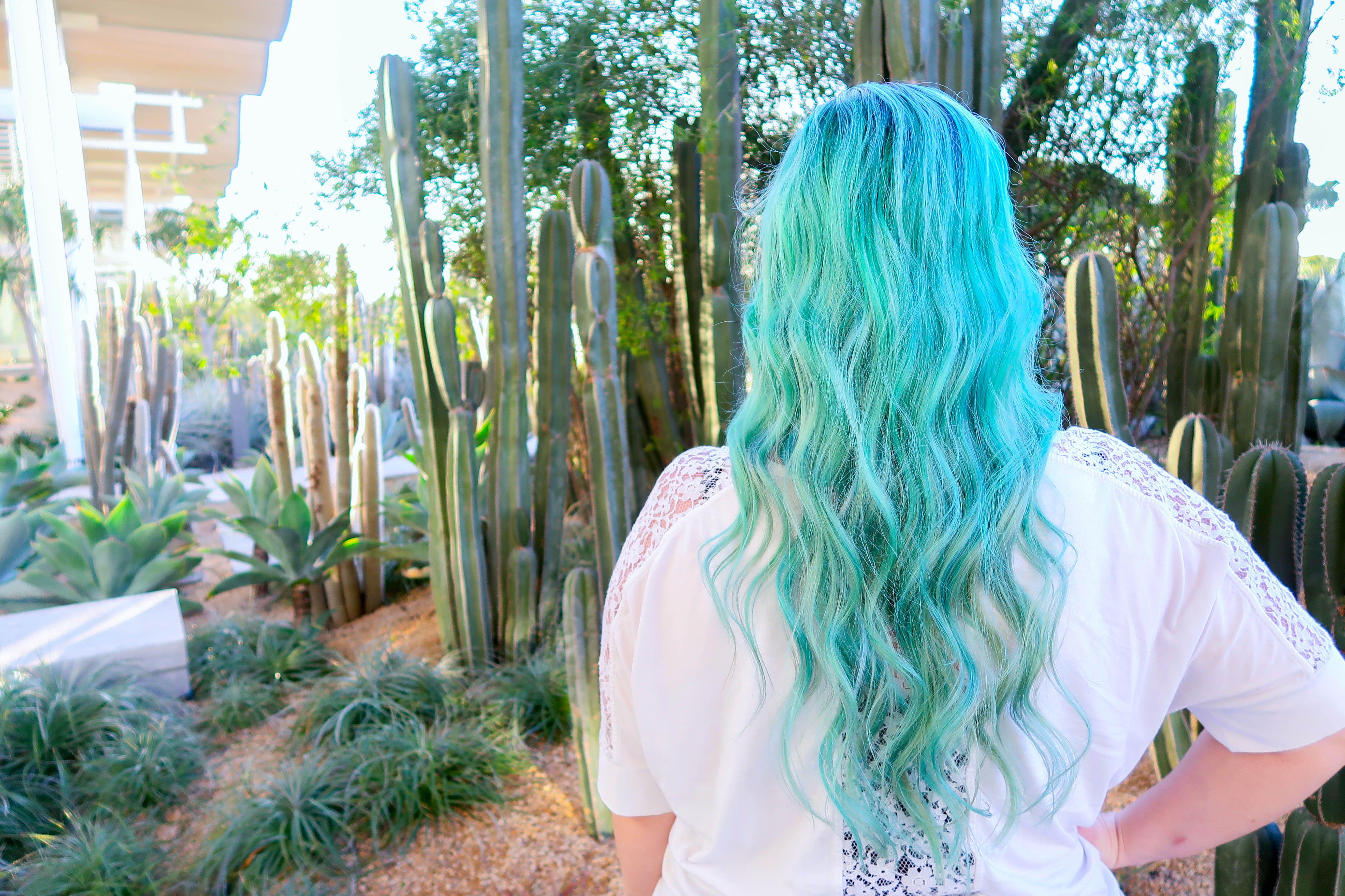 Blue green mermaid hair to dye for pinterest hair dye and hair
