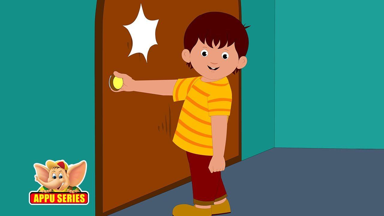 Explore Safe Door Nursery Rhymes and more!  sc 1 st  Pinterest & Knock at the Door - Nursery Rhyme with Karaoke | Nursery Rhymes for ...