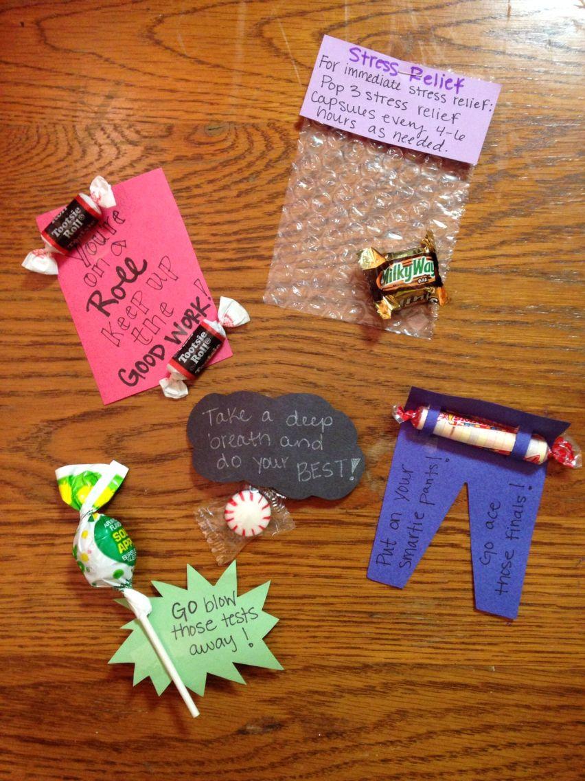 Finals good luck grams good luck gifts finals gift
