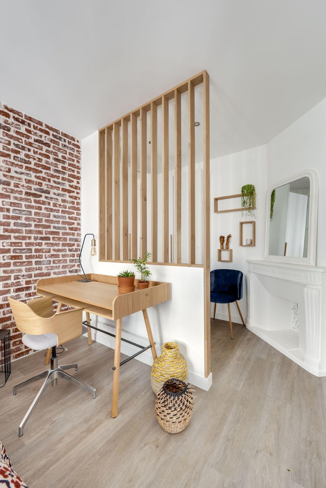Appartement Versailles 40 M2 A La Deco Branchee Deco Entree