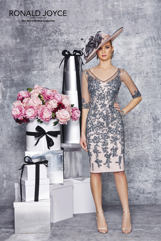 Ronald joyce international wedding dresses and bridal gowns blue