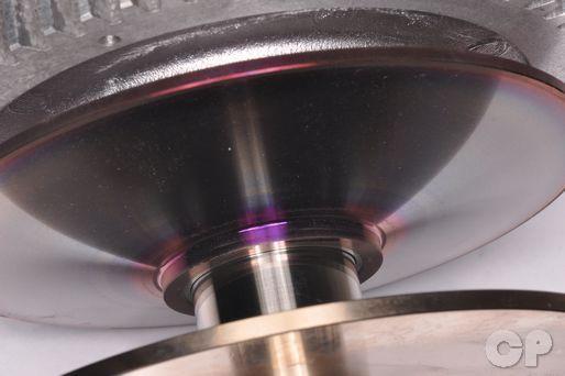 Suzuki Burgman AN650 AN650A AN 650 CVT Belt pulley | 2003