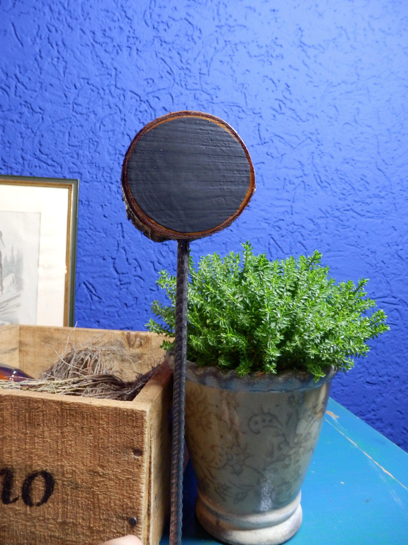 Gartenstecker Geschenkschilder Zum Selbst Beschriften Aus Holz