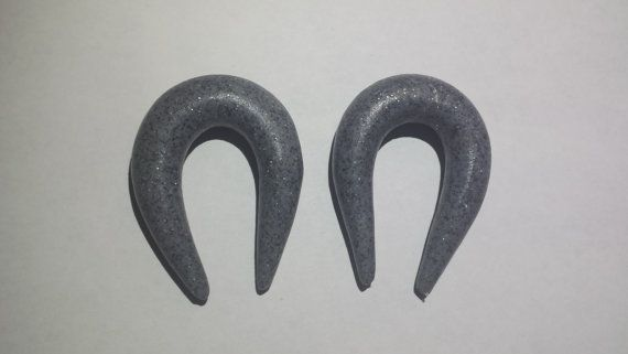 Check out this item in my Etsy shop https://www.etsy.com/listing/201178930/gray-gauges-with-glitter