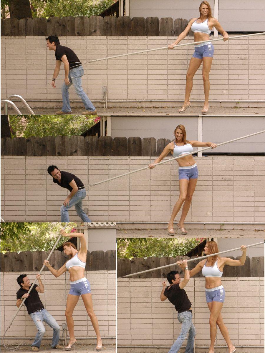 "This is Amazon Eve (6'8"") - Imgur"