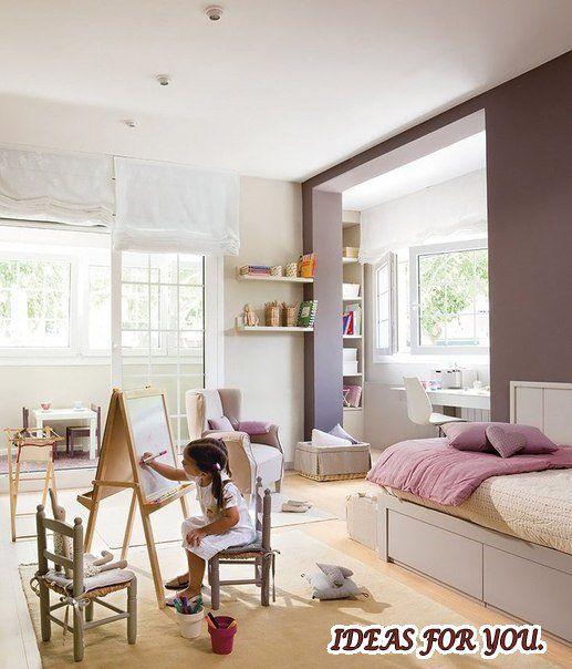 Design ideas child's room. #child'sroom #Design #ideasforyou #homedecor
