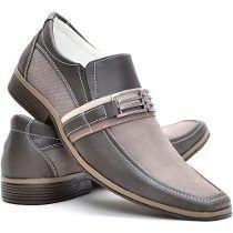 9fdf1c37a Sapato Social Masculino Casual Moderno Lançamento Promoção   Sapatos ...