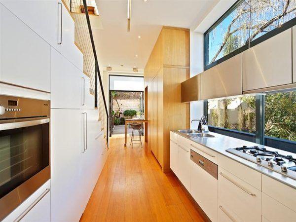 Decoración de Cocinas Modernas Blancas | cocinas | Pinterest ...