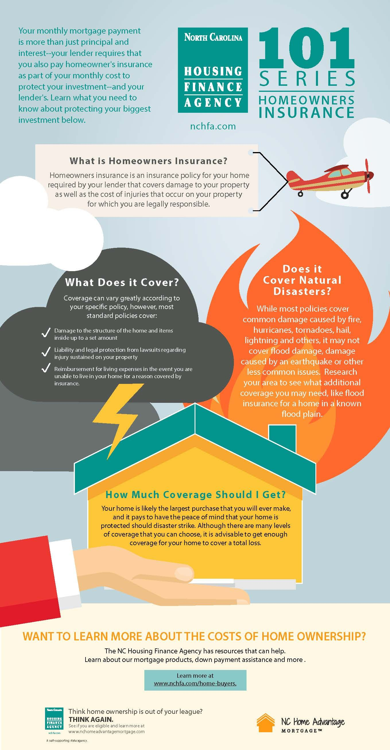 Do you have to get homeowners insurance through the lender