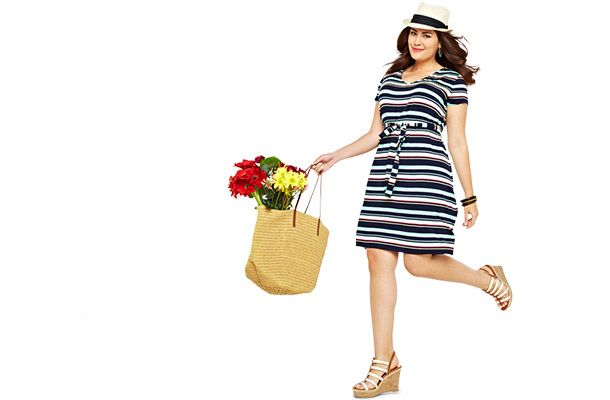 Plus Size Clothing: Dresses, Tops, Jeans, Sweaters: Target