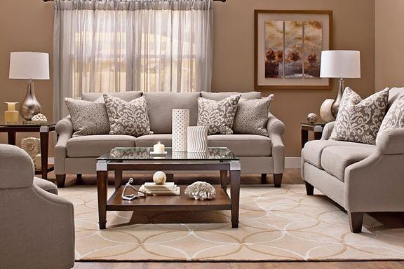 Abound In This Tatiana Sofa
