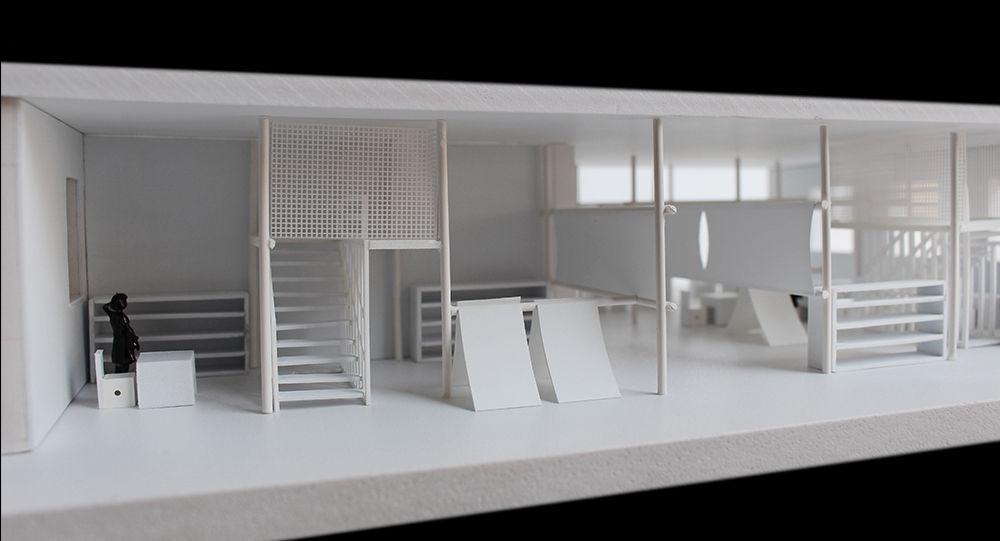 Plastici e modelli per l 39 architettura e il design roma for Architettura case