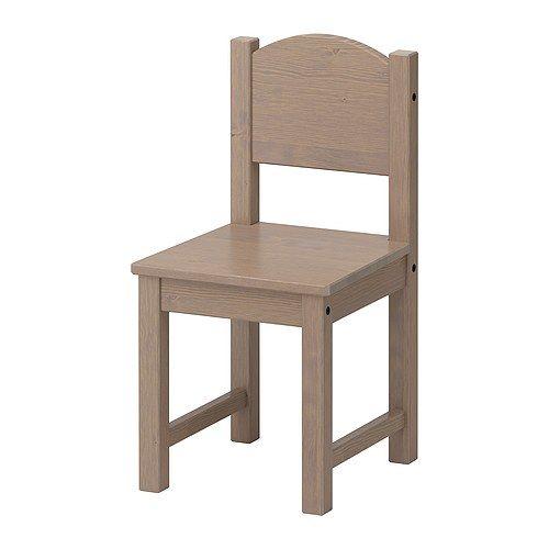 SUNDVIK Silla para niño blanco | Zirimola en 2019 | Ikea