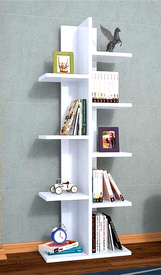 25 Modern Shelves To Keep You Organized In Style Shelving Design Living Room Shelves Wall Shelf Decor