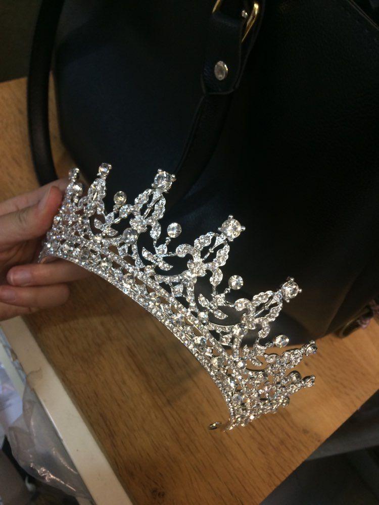 Trendy Luxury Wedding Crowns