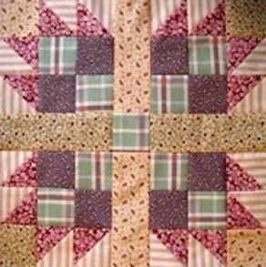 "Day 22 of August FREE Quilt Pattern MONTH from The Quilt Ladies  is part of Bear paw quilt, Quilt blocks, Quilt patterns, Pattern blocks, Quilt pattern book, Quilt patterns free - 8"" … Continue reading  Day 22 of August FREE Quilt Pattern MONTH from The Quilt Ladies"