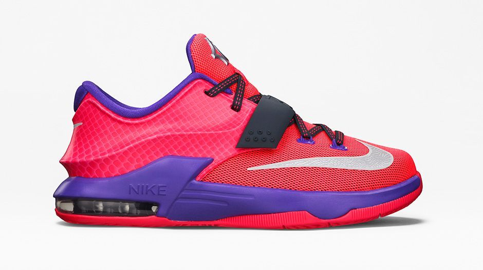 a4702b587e Hyper Punch KD 7 | Sneakers in 2019 | Nike shoes, Sneakers, Shoes