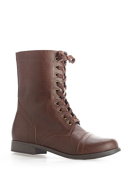 40154d3fa688 Troy Lace-Up Combat Boot avenue.com  loveyourcloset