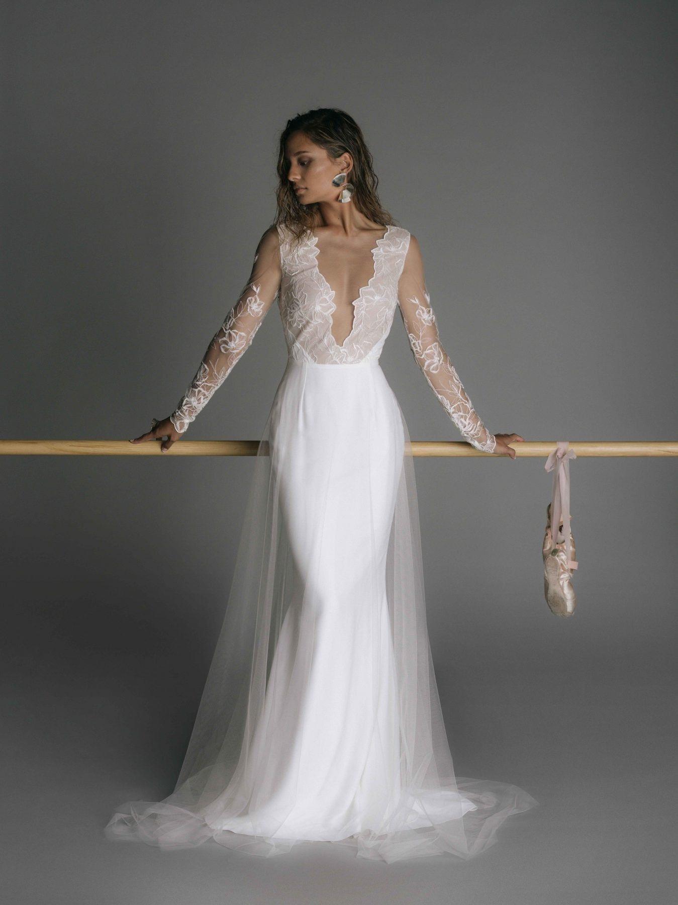 6450ed6d65e8a Robe de mariée Ailey, Rime Arodaky Rime Arodaky, Bridal Dresses, Designer Wedding  Dresses