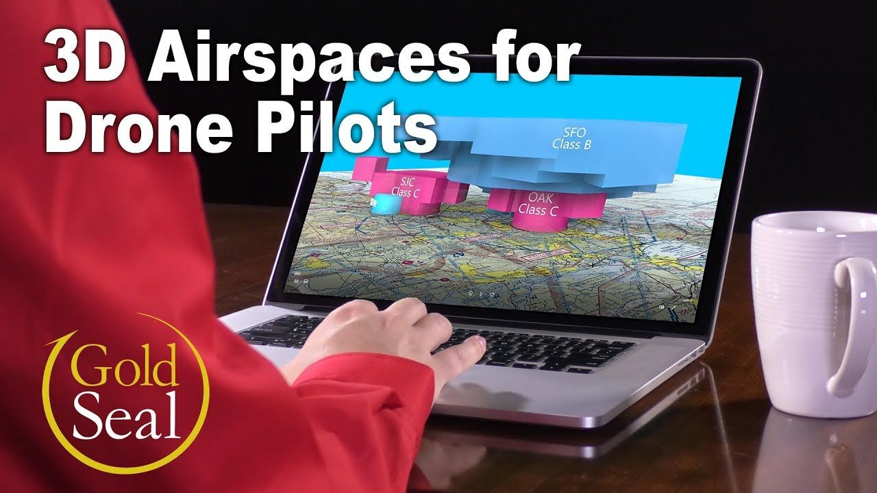 Airspace mastery for drone pilots gold seal remote pilot