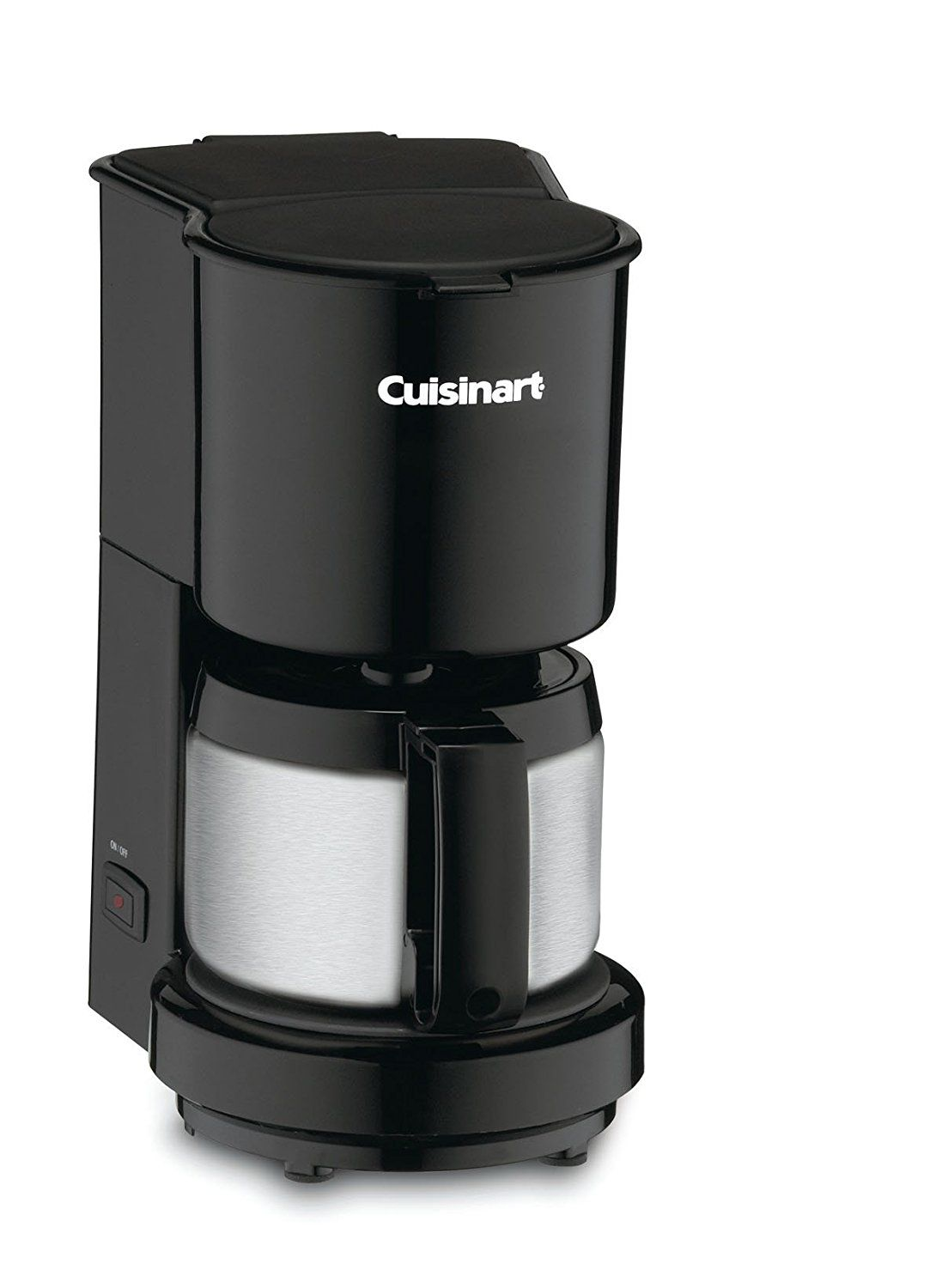 Amazon Com Cuisinart Dcc 450bk 4 Cup Coffeemaker With Stainless Steel Carafe Black Drip Coffeem 4 Cup Coffee Maker 5 Cup Coffee Maker Cuisinart Coffee Maker