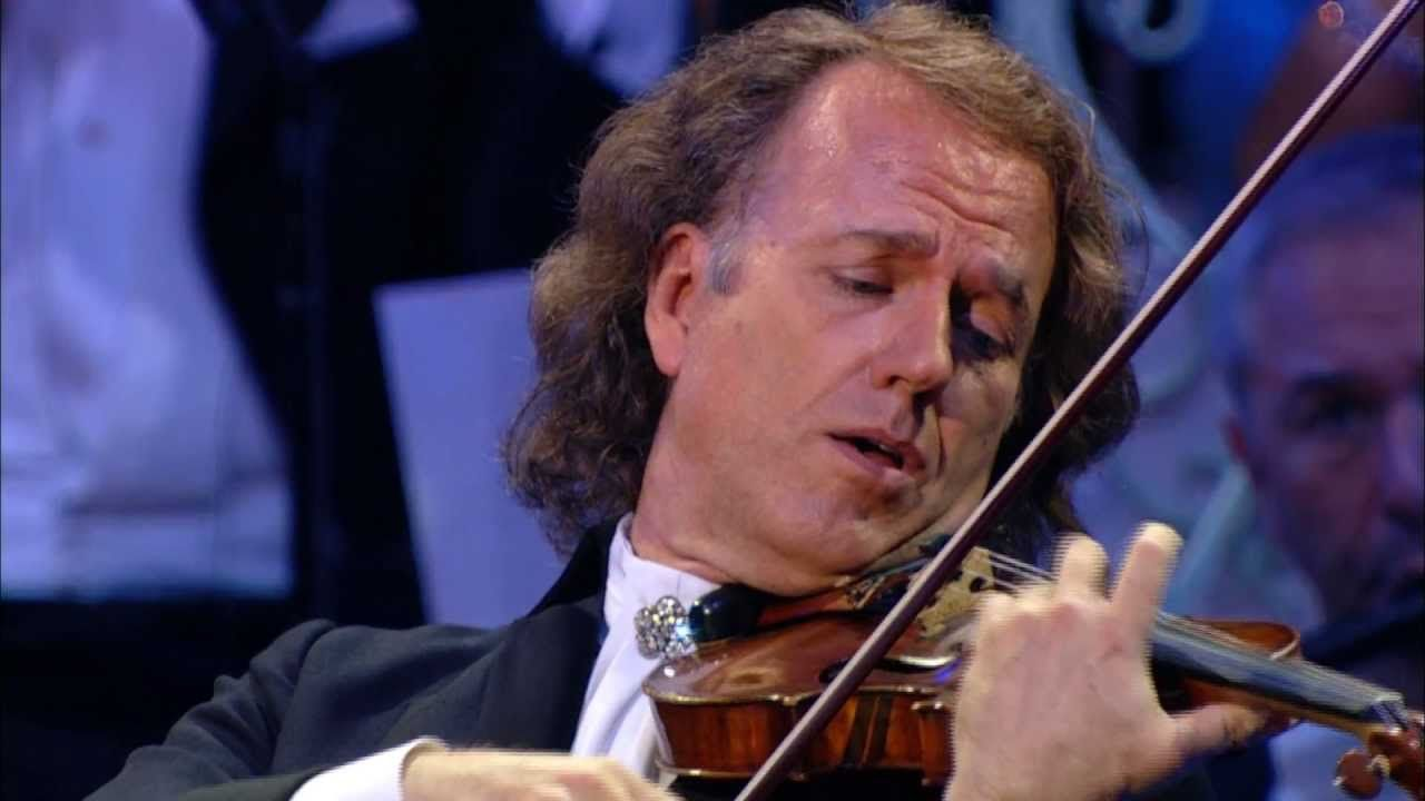 Andre Rieu The Music Of The Night Live In New York City