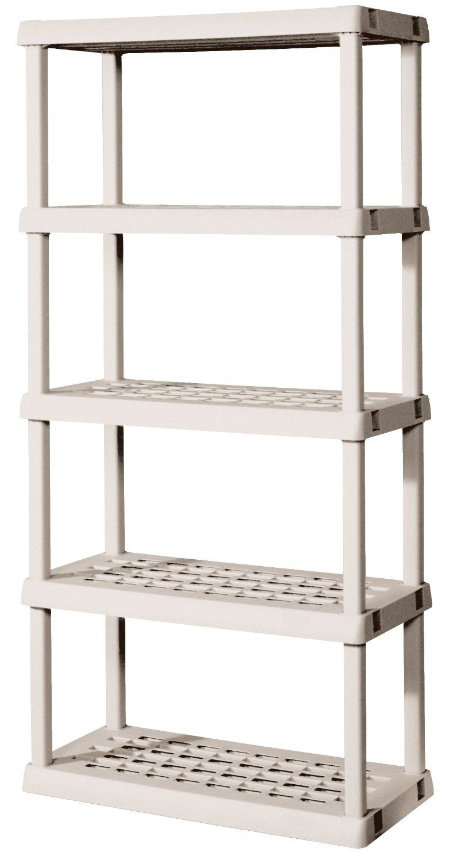 idea for heavy duty plastic shelving plastic shelving units rh pinterest com heavy duty plastic shelves costco plano 4-tier heavy-duty plastic shelves white