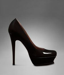 You'll always need black pumps.