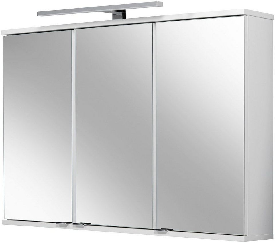 Fackelmann Spiegelschrank Lavella Und Rondo Breite 100 5 Cm