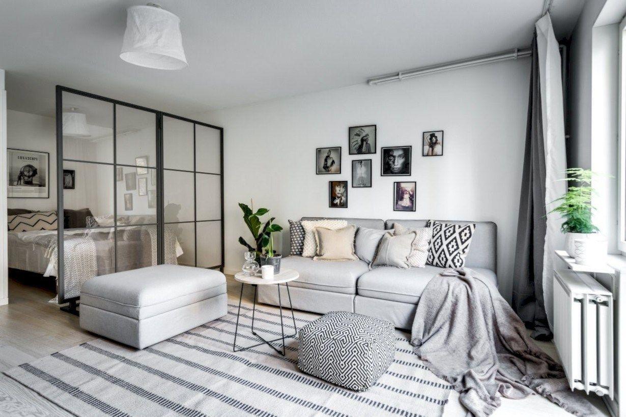 Amazing small apartment studio decoration ideas 20  Small