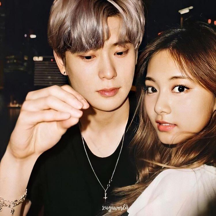 Full Of Taetzu Di Instagram Tags Jaehyun Tzuyu Jungjaehyun Choutzuyu Jaetzu Nct Nct Selebritas Fotografi Pasangan Gambar Pasangan