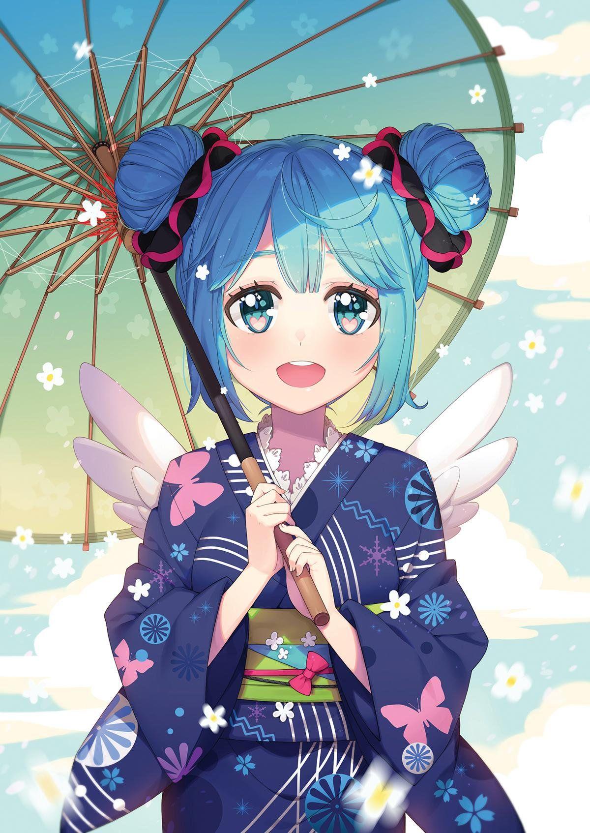 Vocaloid Hatsune Miku Art in 2019 Anime mädchen