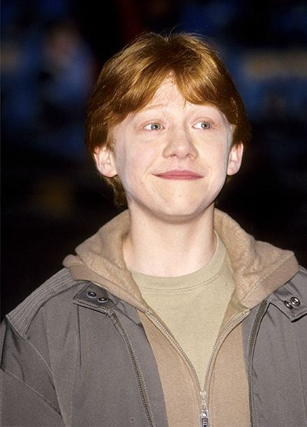 Flashback To The 2001 Harry Potter And The Sorcerer S Stone Premiere Harry Potter Ron Weasley Harry Potter Ron Ron Weasley Aesthetic