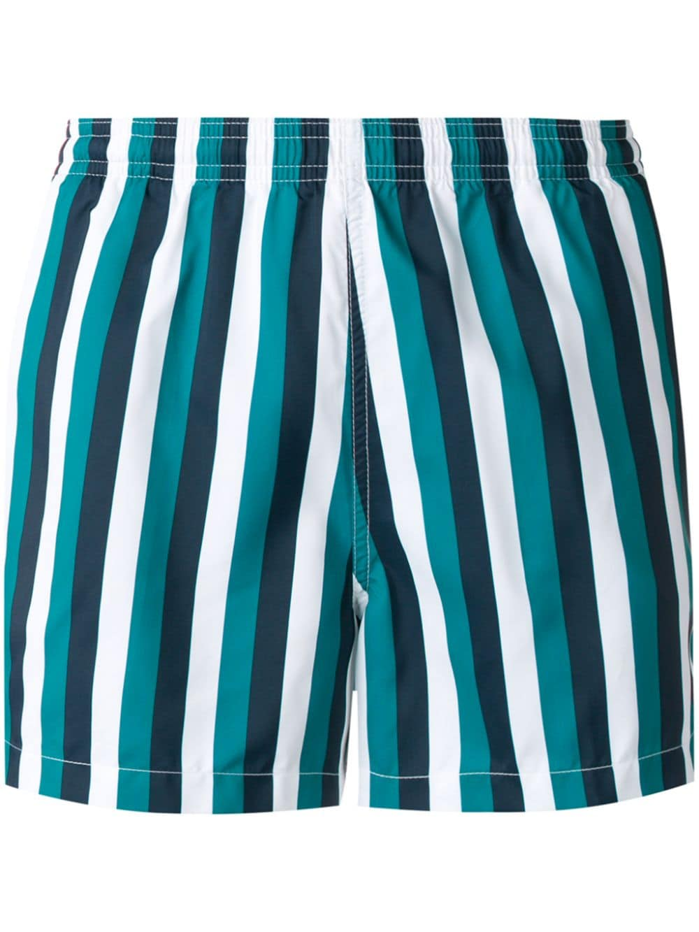 dba72de90 Ron Dorff striped swim shorts - Blue in 2019 | Products | Swim ...