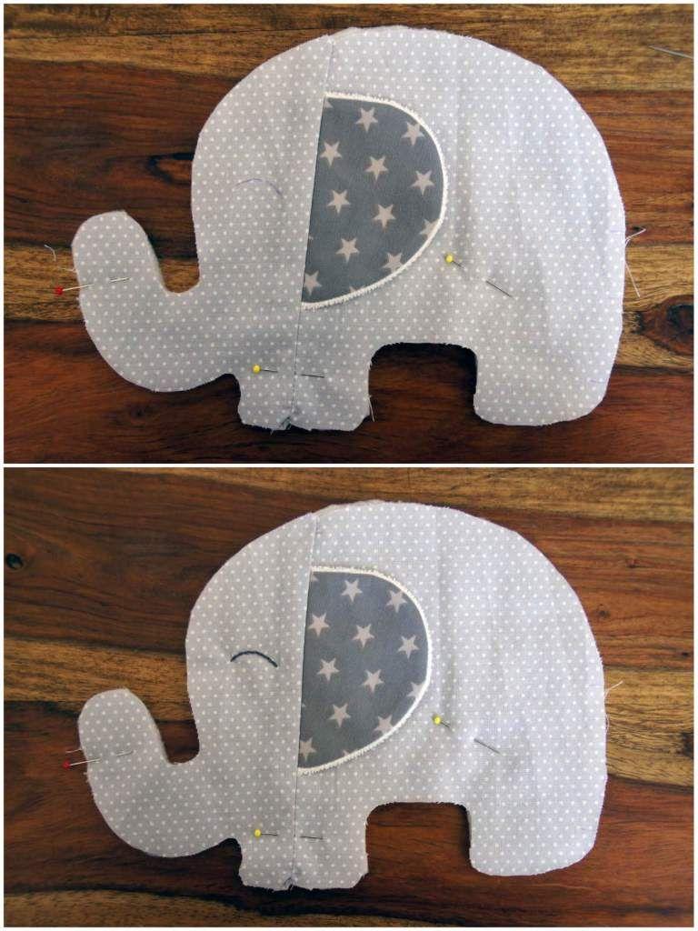 diy schmusetuch elefant knistertuch n hen pinterest n hen elefant n hen und n hen baby. Black Bedroom Furniture Sets. Home Design Ideas