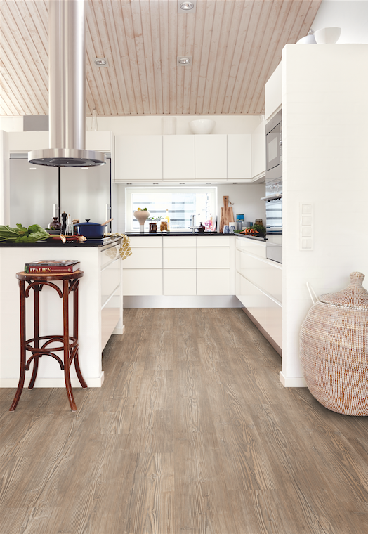 Vinyl flooring — why they're great for use at home Vinyl