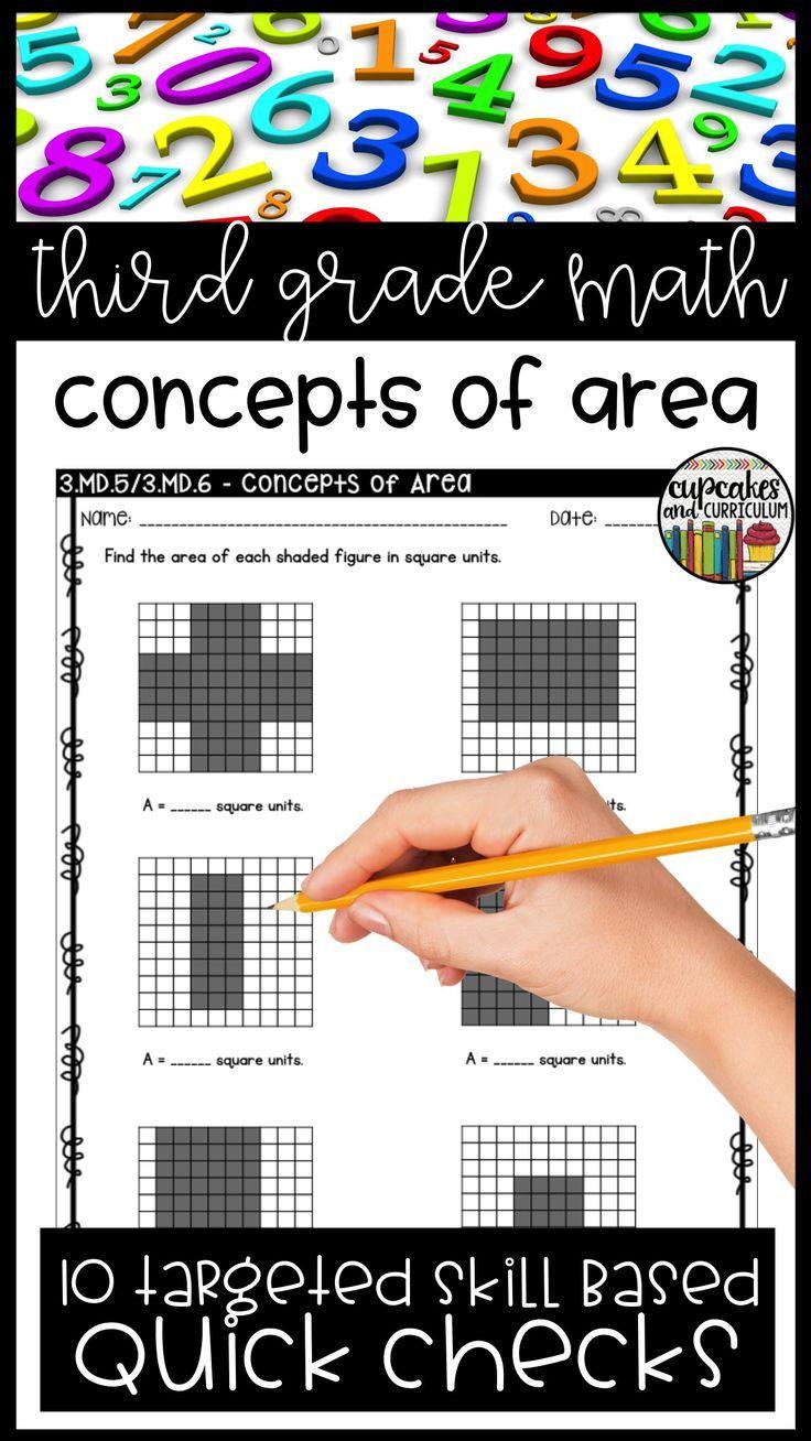 Third Grade Math Skill Checks: Full Year | Math skills, Morning work ...