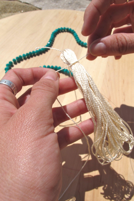 Tassel Necklace DIY | Billabong US
