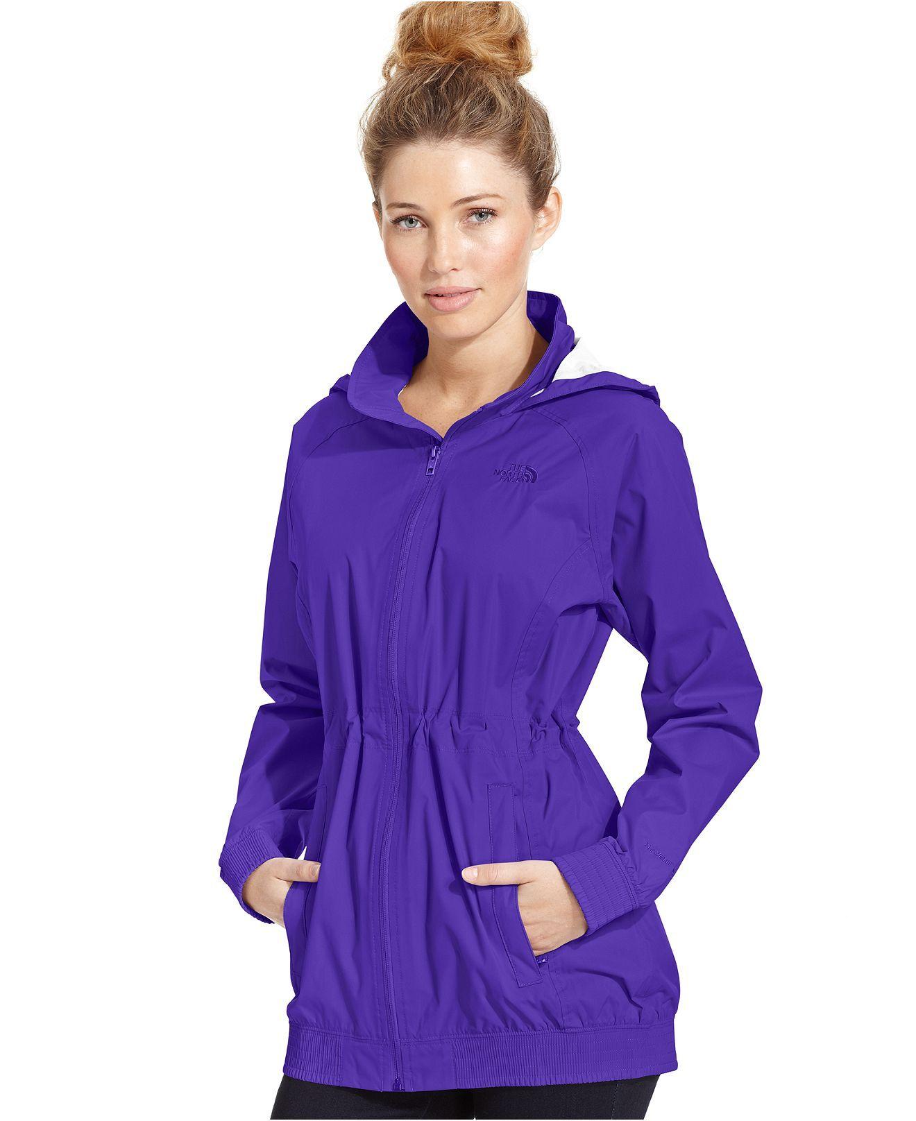 The North Face Jacket Sereyana Hooded Cinched Waist Anorak Active Jackets Hoodies Women Mac Blazer Jackets For Women North Face Jacket Coats For Women [ 1616 x 1320 Pixel ]