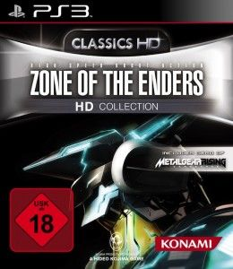 The Zone of Enders HD Collection - Gametest