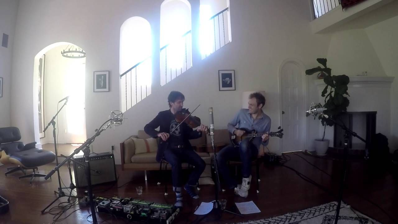 Andrew Bird Live From The Great Room Trials Troubles Tribulations Ft Chris Thile
