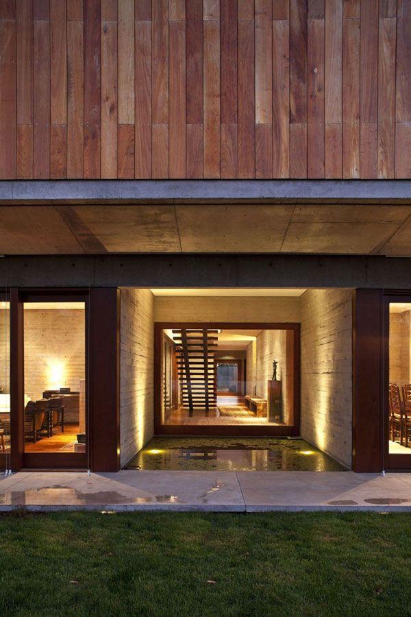La Dehesa House | Elton + leniz Arquitectos Asociados