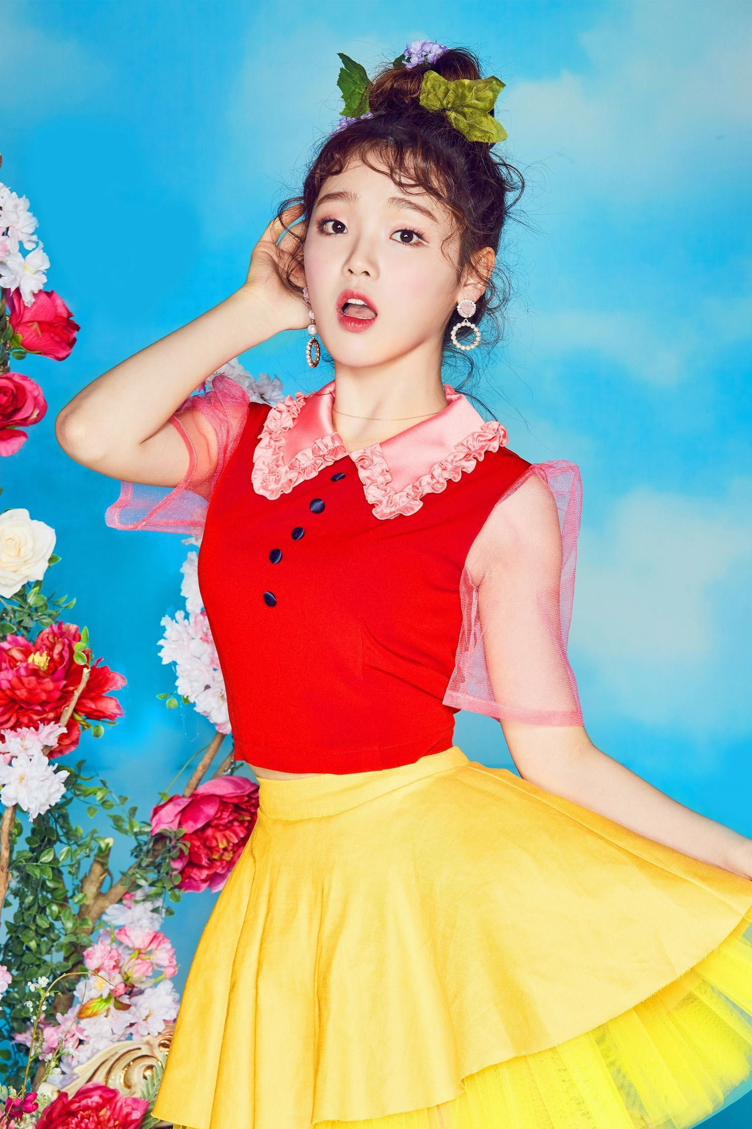 Oh My Girl Seunghee - Coloring Book   Oh My Girl (오마이걸 ...