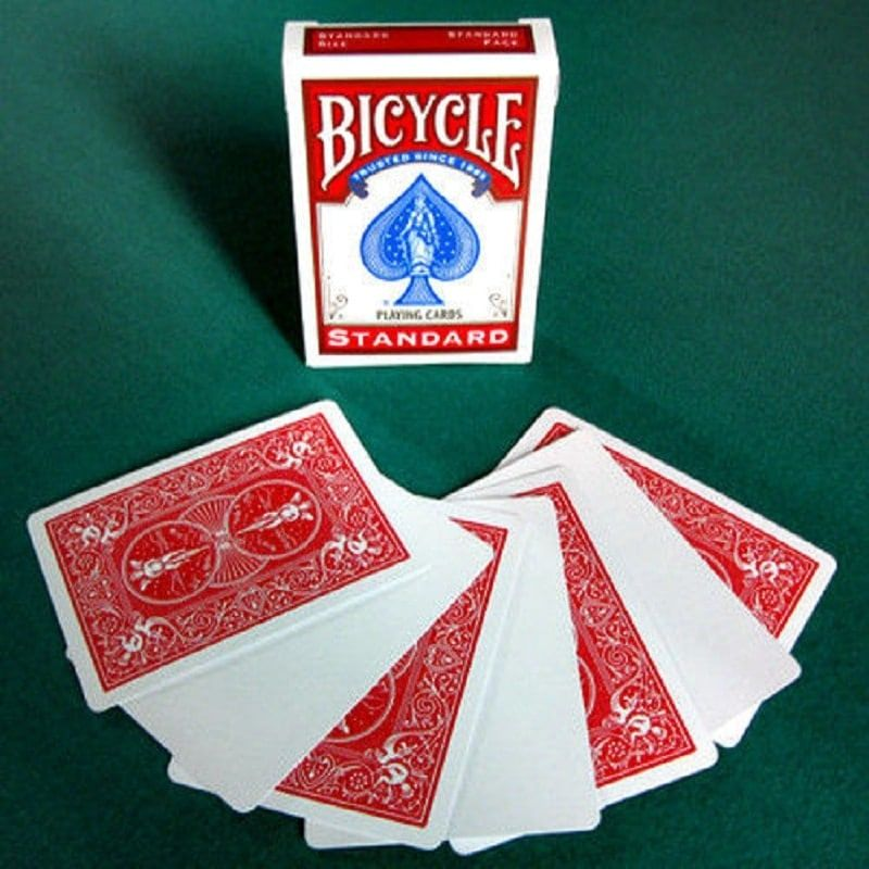 Bicycle Playing Cards Standard Magic Tricks For Magician