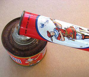 Old Fashioned Bug Sprayer