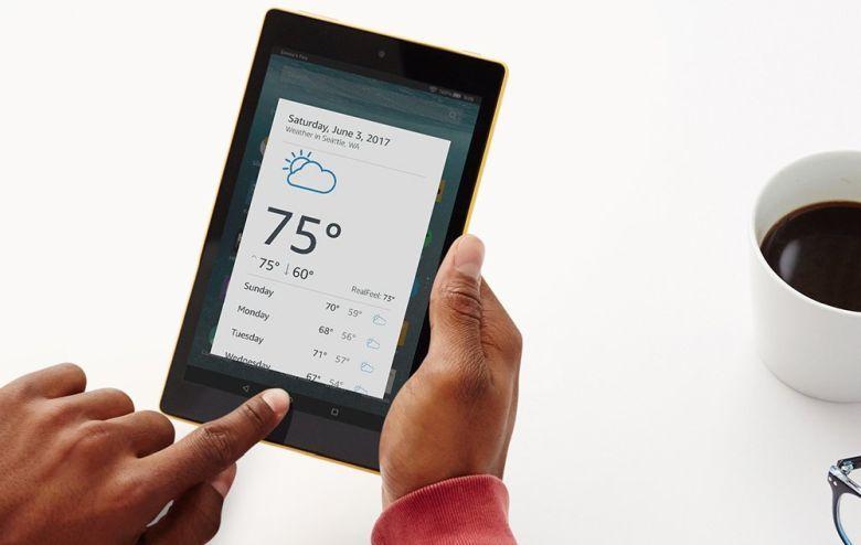 Amazons allnew fire 7 tablet still costs 50