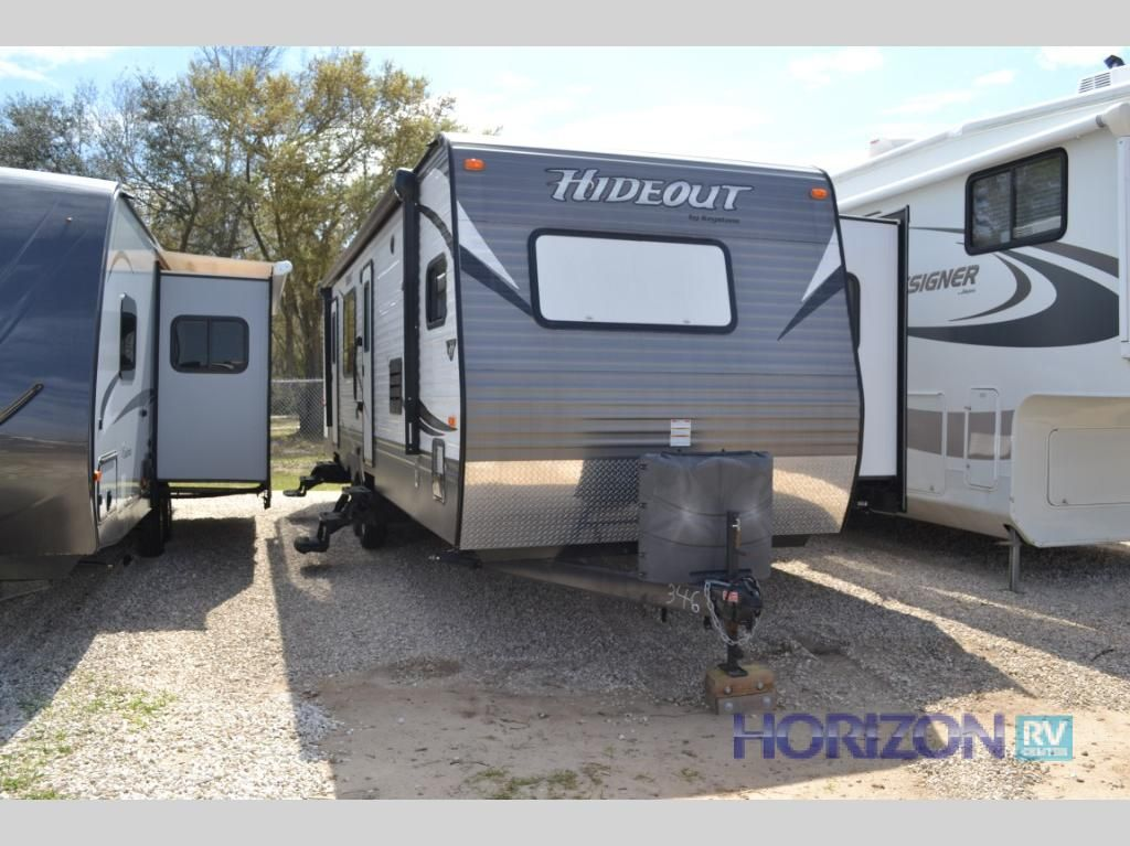 Used 2016 Keystone Rv Hideout 30fkds Travel Trailer At Horizon Lake Park Ga